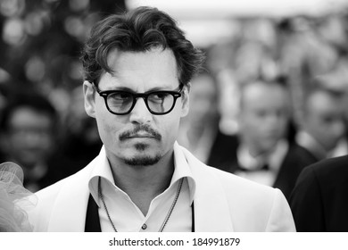 CANNES,FRANCE - 14 MAY 2011: Actor Johnny Depp attends the 'Pirates of the Caribbean: On Stranger Tides' Premiere during the 64th Cannes Film Festival on May 14, 2011 in Cannes, France.