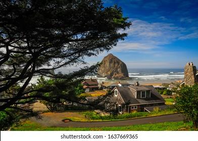 Cannon Beach, Oregon Coast, USA