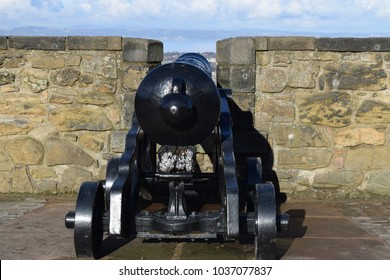 Cannon in a Castle