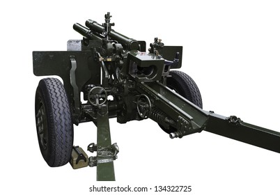 Cannon - Isolated with Clipping Path