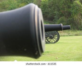 cannon line