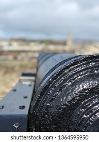 cannon on the walls of Londonderry