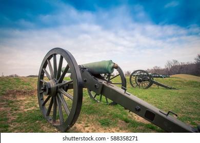 cannon Vicksburg mississippi