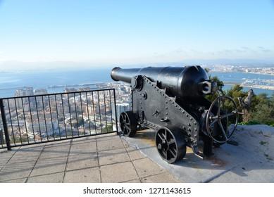 Canon, Gibraltar, Europe