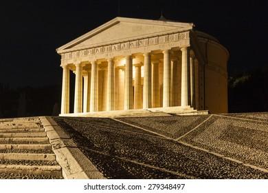 Canova's Temple