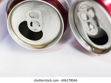 Cans opened