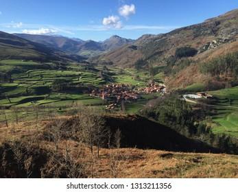 Cabuérniga, Cantabria, Spain