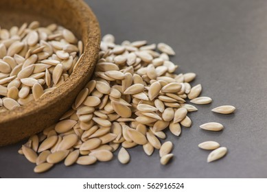 Cantaloupe Seeds Images Stock Photos Vectors Shutterstock If you're not roasting cantaloupe seeds, you may be falling short of the fruits potential. https www shutterstock com image photo cantaloup seeds on gray background sensitive 562916524