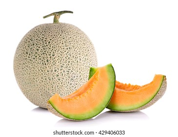 Rock Melon Images Stock Photos Vectors Shutterstock Step by step easy to follow. https www shutterstock com image photo cantaloupe melon sliced isolated on white 429406033