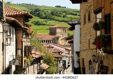 Canton Street - Santillana del Mar - Spain