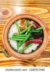 Cantonese style claypot rice, Cantonese cuisine