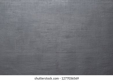 Canvas background painted by gray color