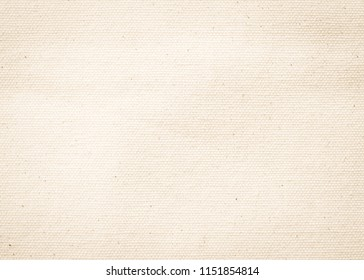 Canvas texture background of cotton burlap natural fabric cloth in old aged beige brown for wallpaper and design backdrop