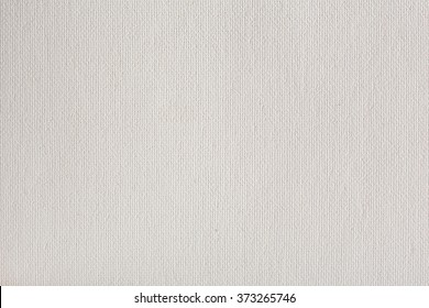 Canvas texture coated by white primer.