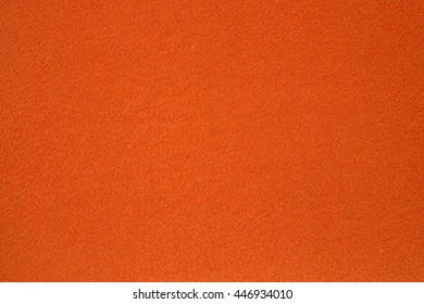 Canvas or velvet orange background