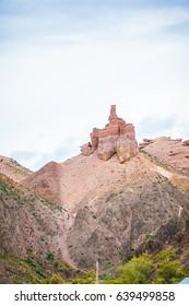 Canyon charin kazakhstan