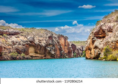 Canyon do Xingo, Aracaju, Brazil (Xingo Canyons