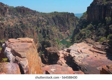 Canyon in Kakadu National Park, Darwin, Australia