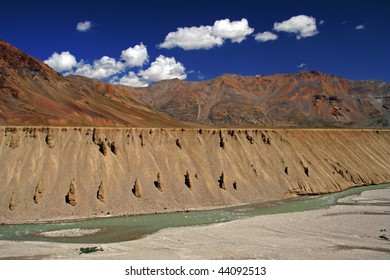 Canyon in Ladakh India