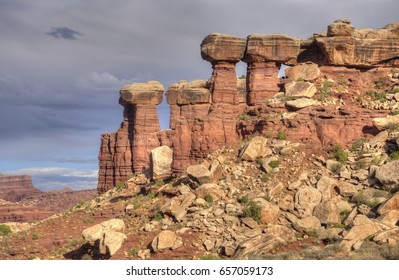 Canyonlands National Park, Shaffer Trail