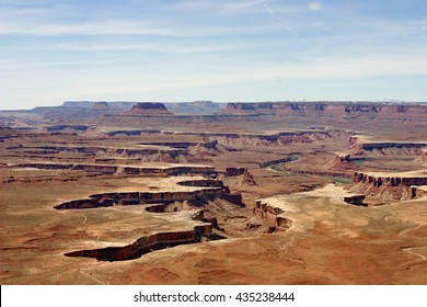 Canyonlands National Park, Utah, Green River Overlook