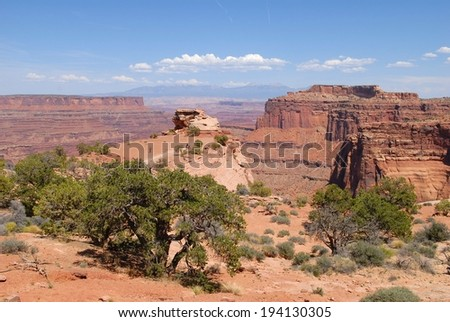 Usa canyonlands