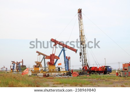 Cool drilling on the scene