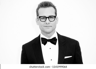 CAP D'ANTIBES, FRANCE - MAY 17: Gabriel Macht arrives at the amfAR Gala Cannes 2018 at Hotel du Cap-Eden-Roc on May 17, 2018 in Cap d'Antibes, France.