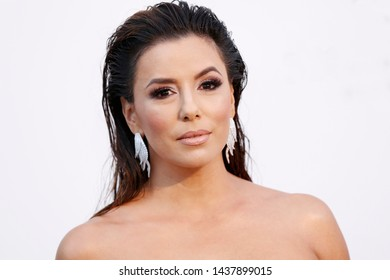 CAP D'ANTIBES, FRANCE - MAY 23: Eva Longoria attends the amfAR Cannes Gala 2019 at Hotel du Cap-Eden-Roc on May 23, 2019 in Cap d'Antibes, France.