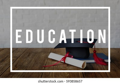 Cap Diploma Graduate Study Education Academic