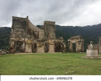 Cap haitien - Haiti : Citadelle La ferrière