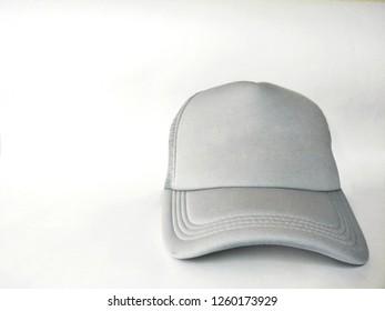 a5641d02 Similar Images, Stock Photos & Vectors of Truck Driver Cap White ...