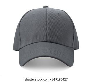 Cap isolated on white background.
