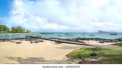 Cap Malheureux beach or 'Cape of Misfortune' as one translation would be, is a picturesque beach in the northern part of Mauritius.
