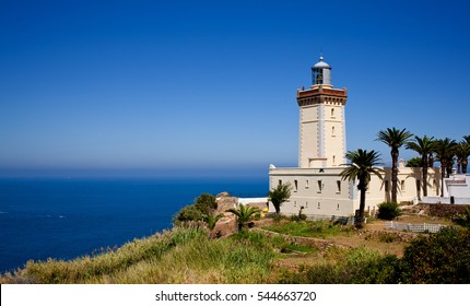 Cap Spartel Lighthouse Tangier Morocco
