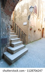 Capalbio is a a renowed high society tourist site in Tuscany, Italy.