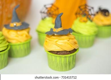 capcake for halloween