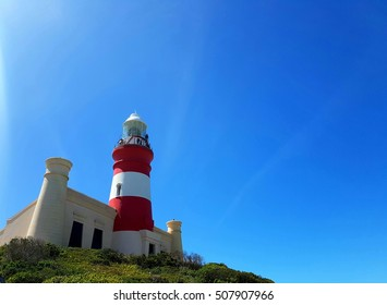 Cape Agulhas lighthouse