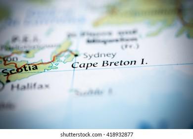Cape Breton Island. Canada