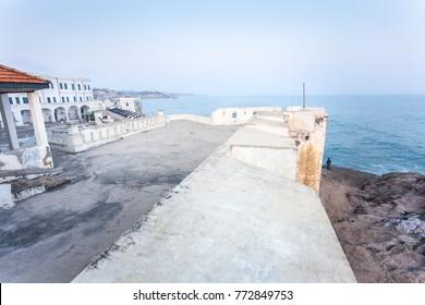 Cape Coast Castle, Ghana, West Africa