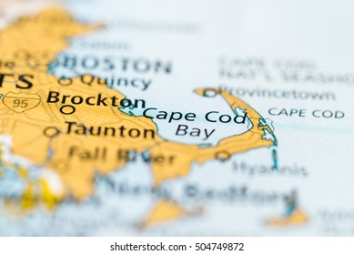 Cape Cod Map Images, Stock Photos & Vectors | Shutterstock Cape Cod On Map Of Usa on