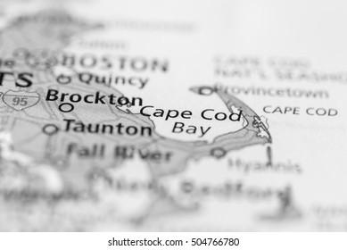 Cape Cod Bay, Massachusetts, USA.