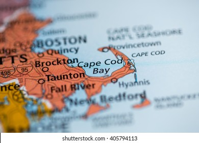 Cape Cod Bay. Massachussetts. USA