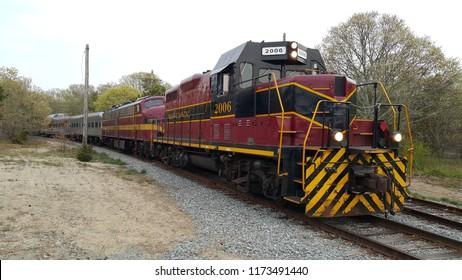 Cape Cod Dinner Train
