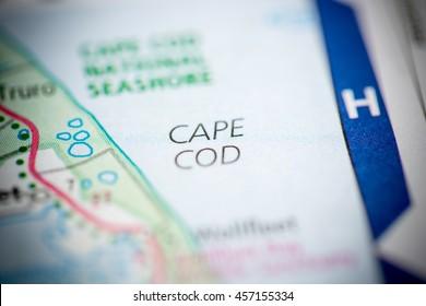 Cape Cod. Massachusetts. USA