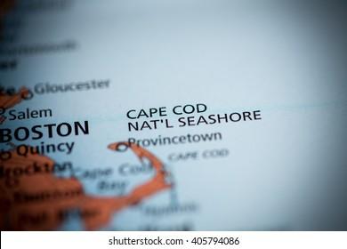 Cape Cod National Seashore. Massachussetts. USA