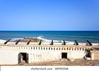Cape Cost Castle, one of most important  historic place of Ghana