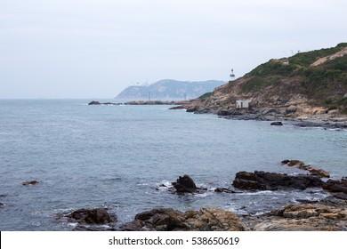Cape D'Aguilar in Hong Kong
