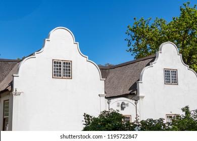 Cape Dutch Architecture Images Stock Photos Vectors Shutterstock