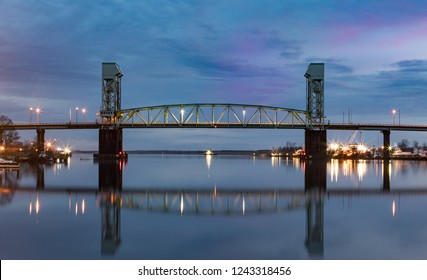 Cape Fear Memorial Bridge Wilmington NC